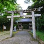 16・5・2倭文神社(鳥取県)伯耆一宮 (1)地味だが由緒正しい一宮